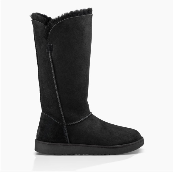 aa6d24605c5 ⚡️SALE Ugg Classic Cuff Tall Boot in Black NWT